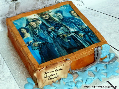 Pirates of the Caribbean, Cake