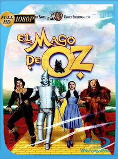 El mago de Oz (1939)HD [1080p] Latino [GoogleDrive] SilvestreHD