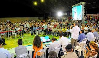 Plenárias do ODE acontecem em Cuité e Campina Grande nesta sexta e sábado