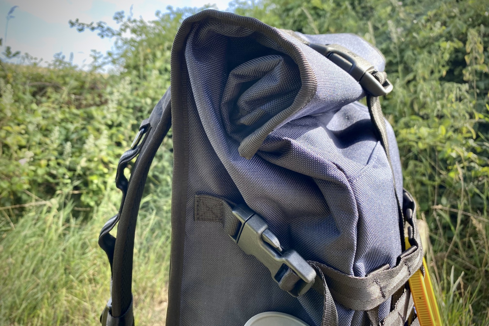 Chrome Industries Barrage Cargo Backpack Review