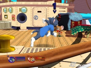 Tom and Jerry: War of the Whiskers (PS2) 2003