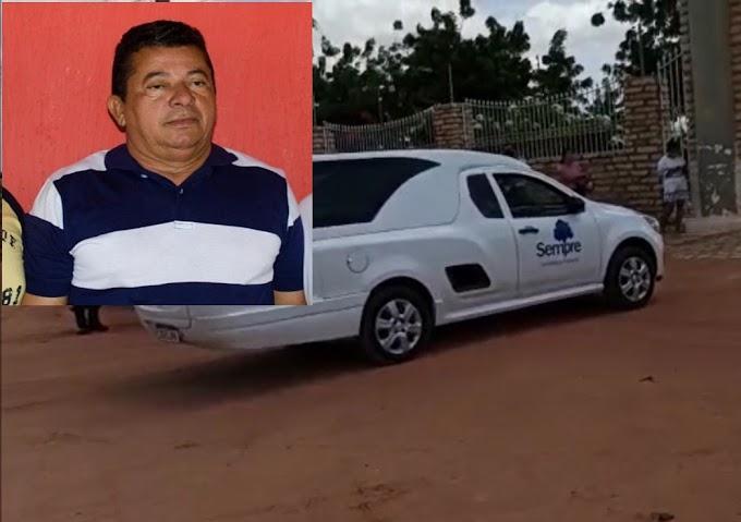 VÍDEO: Cb. Cesar, que trabalhou por muitos anos em Grossos, é sepultado em Mossoró