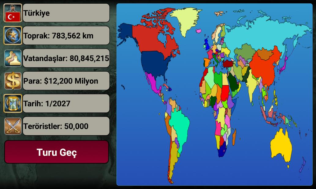 Dünya İmparatorluğu 2027 Hileli APK  vWE_1.4.8