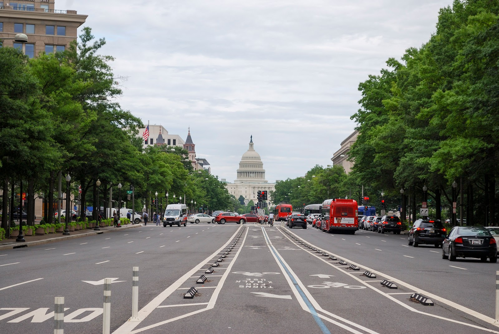washington dc itinerary guide map capitol national mall