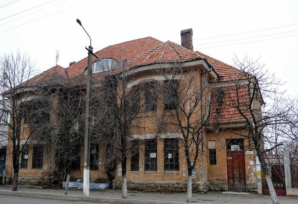 Белгород-Днестровский. Дом по ул. Первомайской