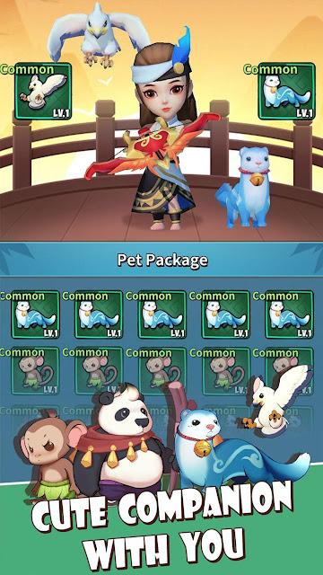 Download BiuBiu Tales Mod Apk