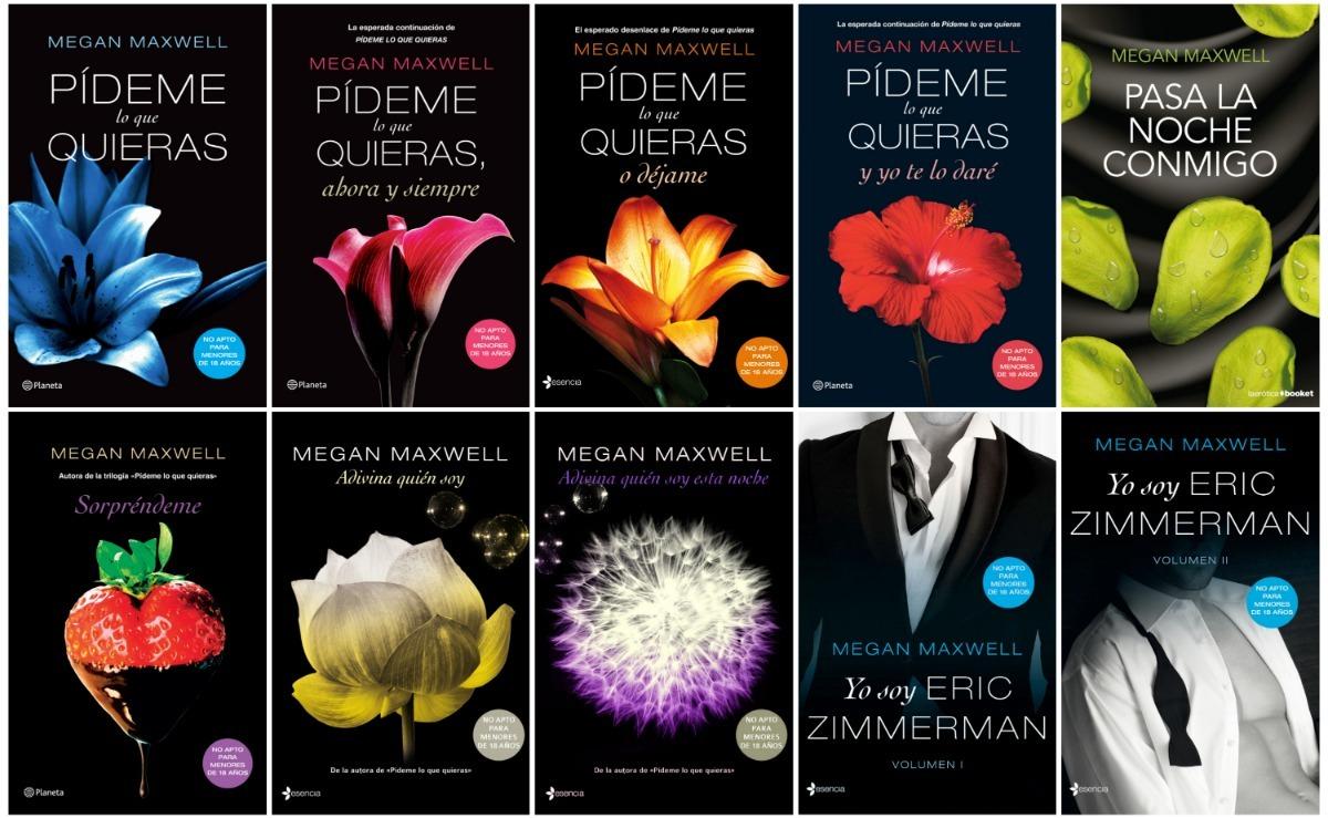 Libros Para Obsesionados: Saga Pídeme Lo Que Quieras