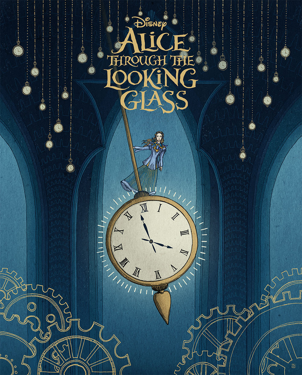 Alice Through The Looking Glass Free Movie
