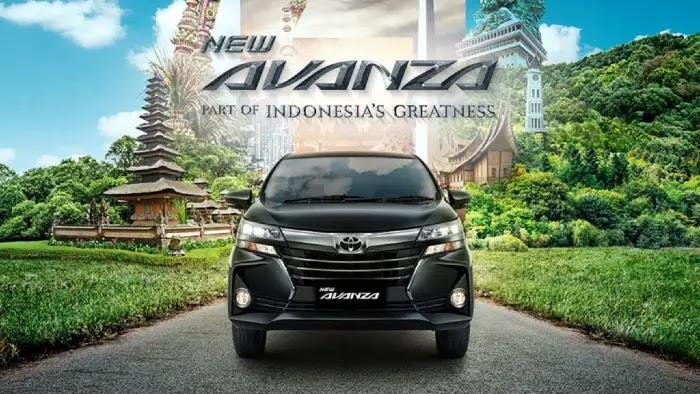 Rekomendasi mobil untuk perjalanan jauh - Toyota Avanza