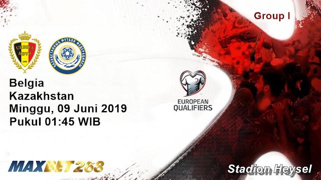 Prediksi Belgia Vs Kazakhstan, Minggu 09 Juni 2019 Pukul 01.45 WIB