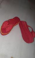 Sandal Wanita Terbaru (Sandal Strip Carvella)