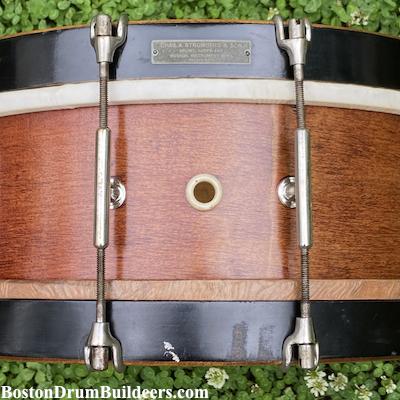 1910s Stromberg Snare Drum