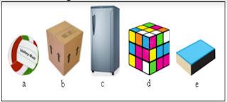 soal bangun ruang berbentuk kubus