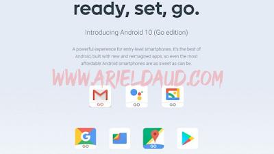 Fitur Dan Kelebihan Dari Android 10 Go Edition