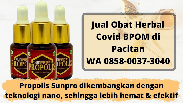 Jual Obat Herbal Covid BPOM di Pacitan WA 0858-0037-3040