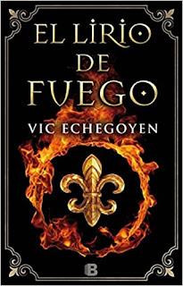 El Lirio de Fuego - Vic Echegoyen