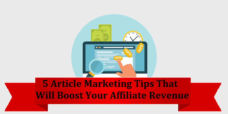 Affiliate Marketing Articles 2019