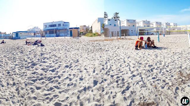Poetto beach, Cagliari | Sardinia Italy | wayamaya