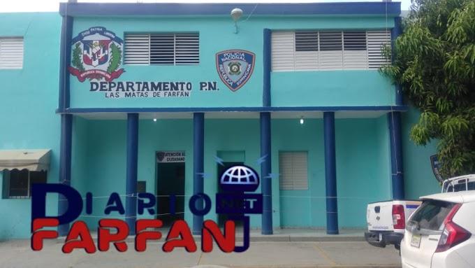 Policía Nacional, da repuesta a la denuncia de Robo del Sector Hermana Mirabal y coordina acciones para la misma.