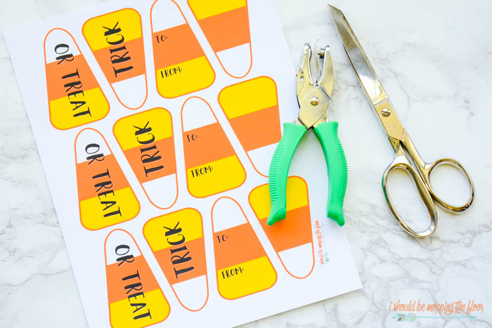 Candy Corn Printables