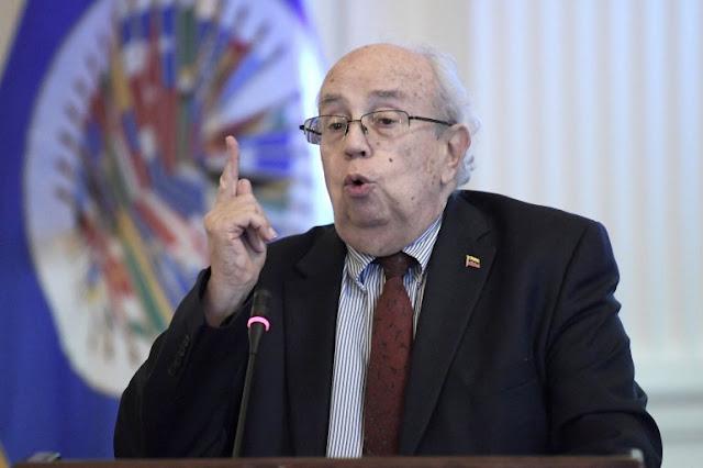 AMÉRICA: Designado Gustavo Tarre nuevo representante de Venezuela en la OEA con 18 votos de 34 miembros activos.