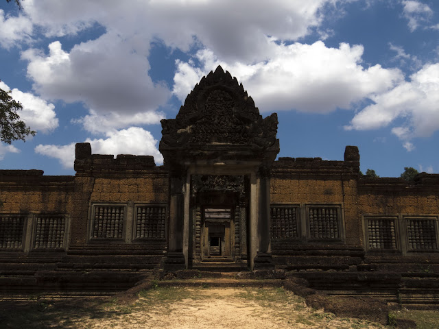 Banteay Samré temple near Siem Reap Cambodia