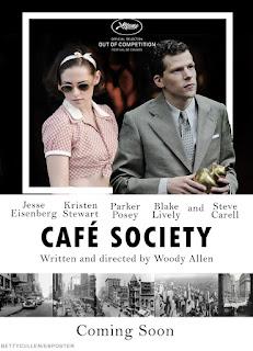 CAFE SOCIETY - 2016