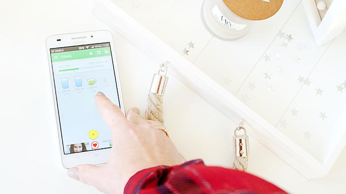 huawei, telefon komórkowy, aplikacja przypominająca o piciu wody, water drink reminder,