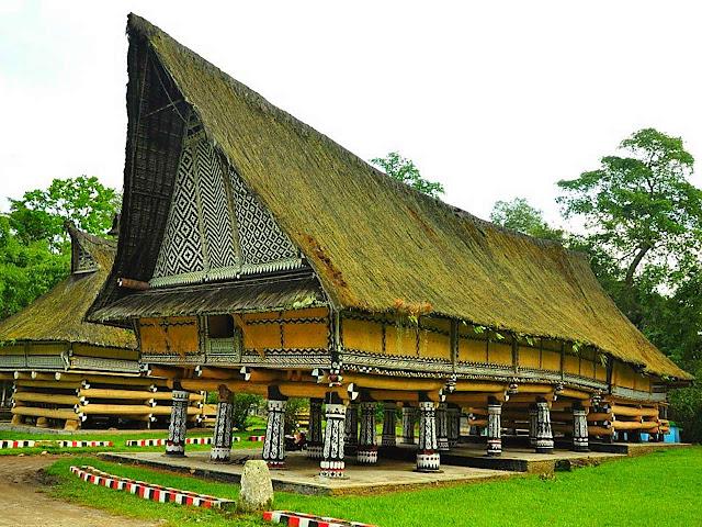 Inilah Rumah Bolon Dari Suku Batak Keunikan Dan Bagian Bagiannya Arafuru