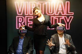 Virtual Reality Smash