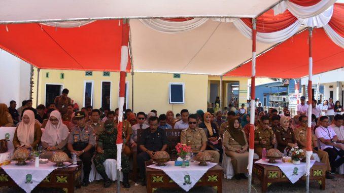 Ketua DPRD Sinjai Saksikan Peresmian BPM Program KOTAKU