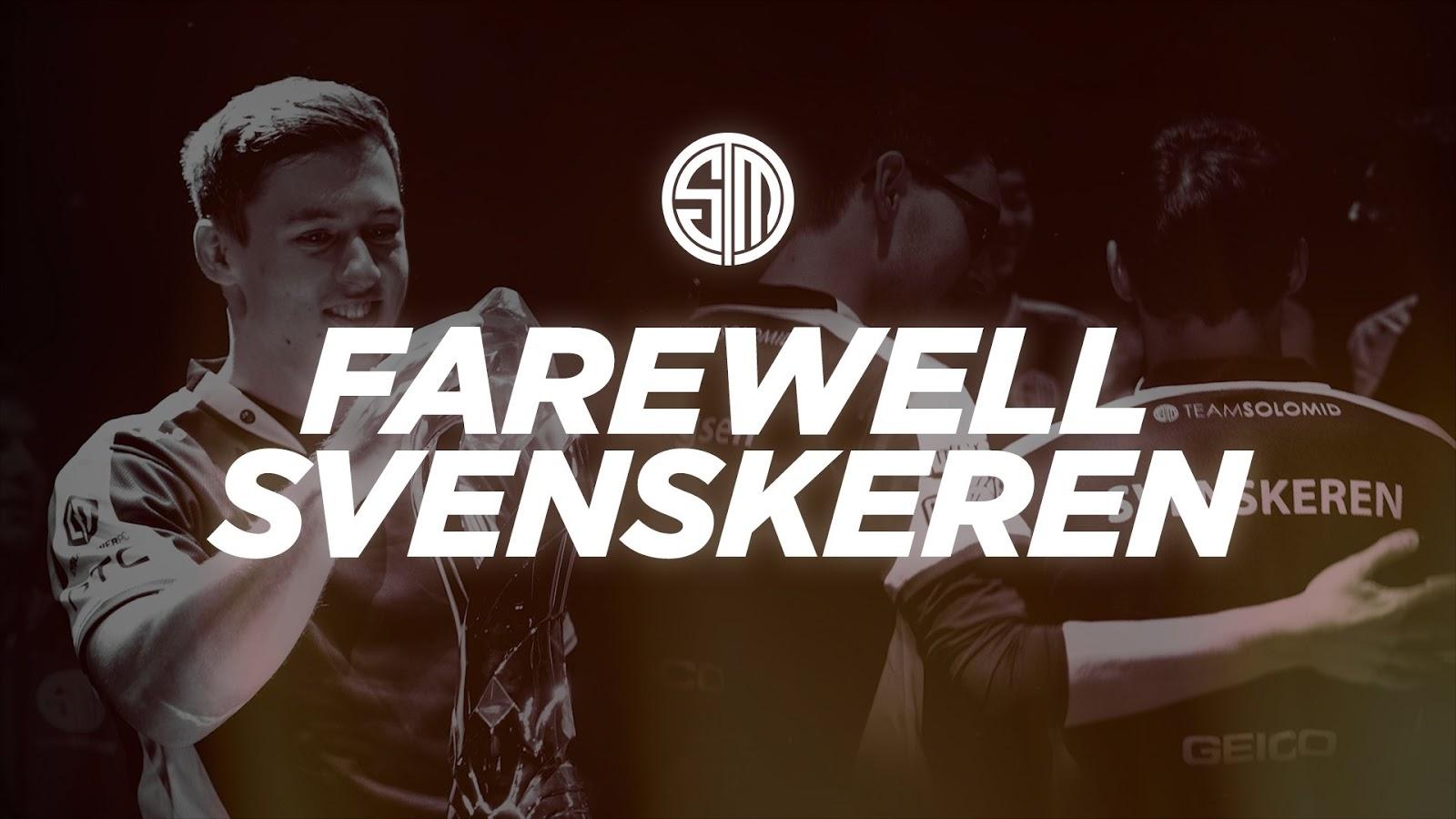 Tạm biệt Svenskeren và Biofrost!