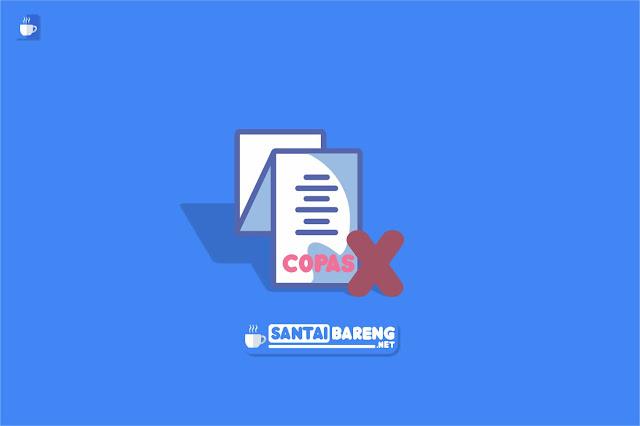 Memasang Script Anti Copy Paste Kecuali Bagian Tertentu di Postingan Blog