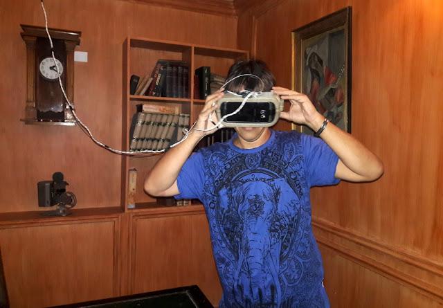 Llega la Realidad Virtual a los Juegos de escape en vivo