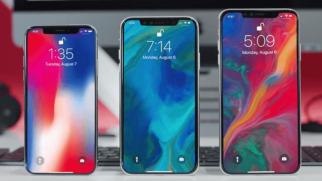 آبل تنافس بثلاثة هواتف بعد أيام قليلة هاتف iPhone Xs / iPhone Xs Max / iPhone 9