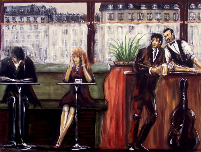 Музыка, танцы, спорт и атмосфера ночного города. Philip Gaida