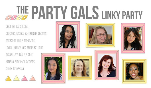 Lavish Parties and Prints by Talia: Party Gals Linky Party: Summer Ideas Part 2