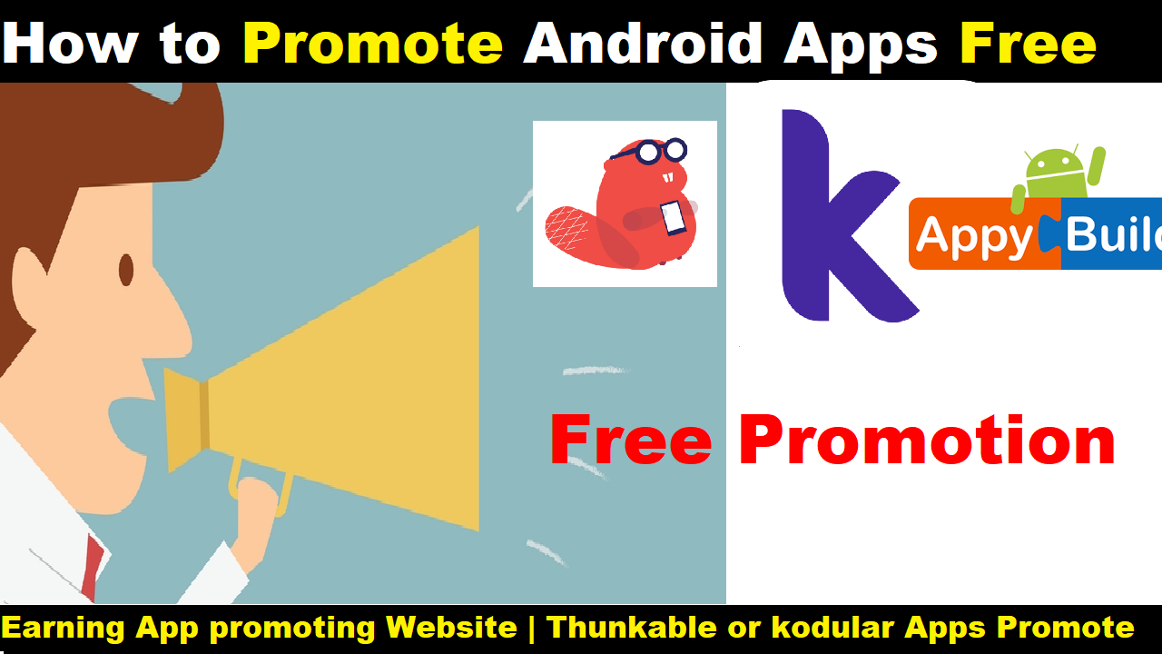 Promote Thunkable Apps for Free on this Website ~ Technical Arp