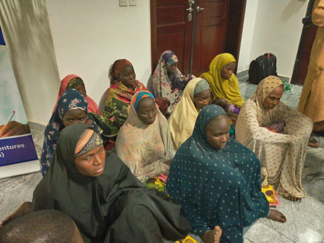 Bandits release another 15 kidnapped victims in Katsina