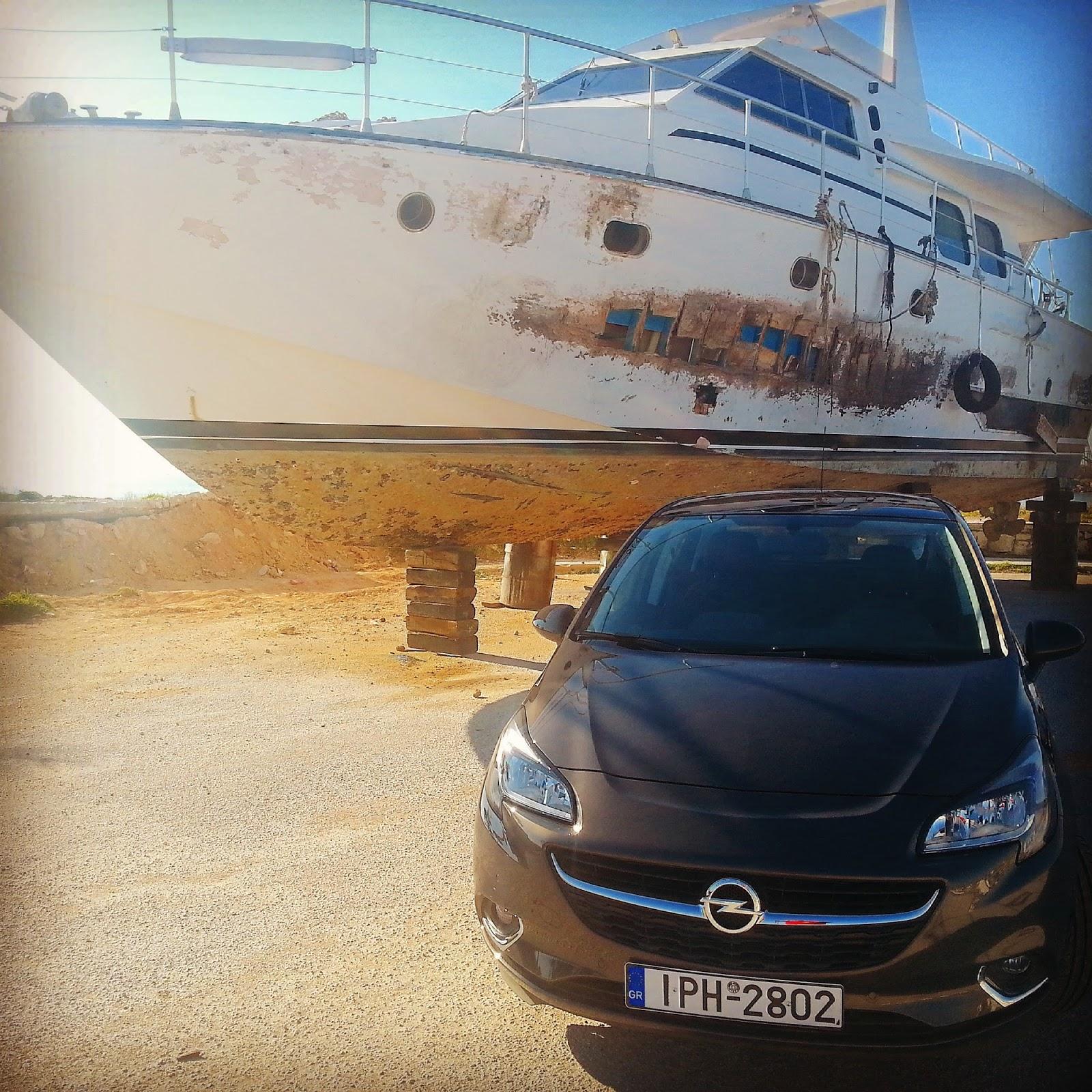 F6 Δοκιμάζουμε το Opel Corsa 1,3 diesel
