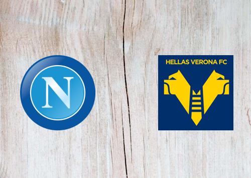 Napoli vs Hellas Verona -Highlights 23 May 2021