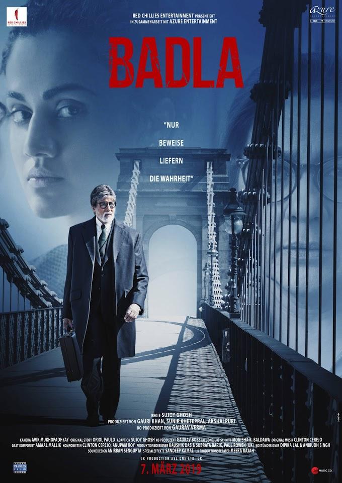 Badla 2019 (Film)