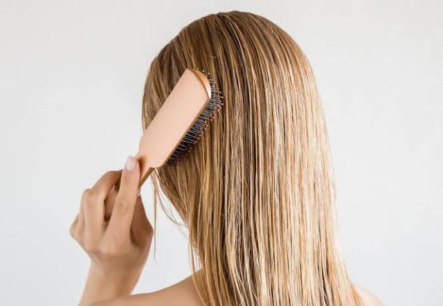 Tips membuat Rambut yang Rontok Kembali tumbuh lagi