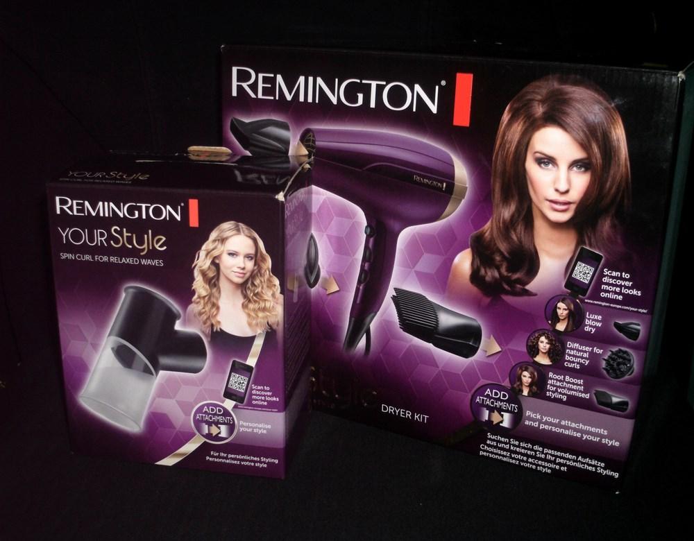 Remington Your Style suszarka do włosów