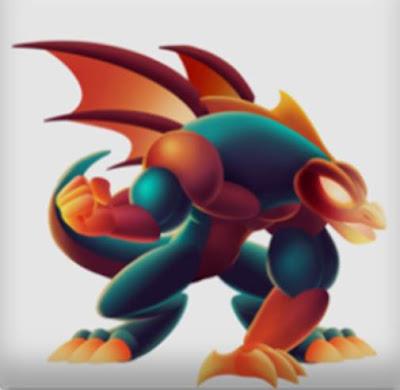 Dragão do Poder - Informações