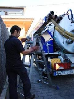 Servicio de desatascos y limpieza de bajantes en L'Hospitalet de Llobregat