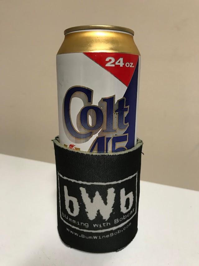 Tall Boy Thursday - NFL Week 2 - Colt 45 Double Malt