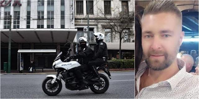 Θρήνος στην Ελληνική Αστυνομία