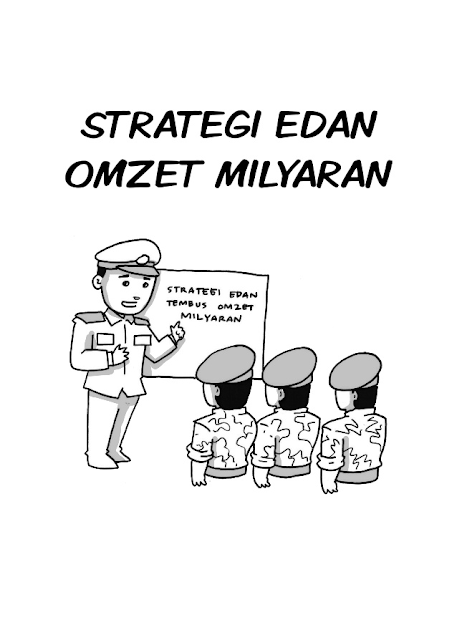 10 Strategi Edan Omzet Milyaran