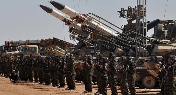 البلاغ العسكري رقم 09 : الجيش الصحراوي يواصل شن هجمات عنيفة ضد قواعد الإحتلال المغربي